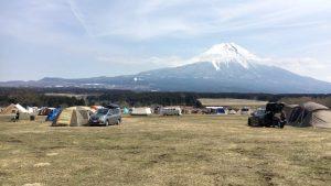 キャンプ場①