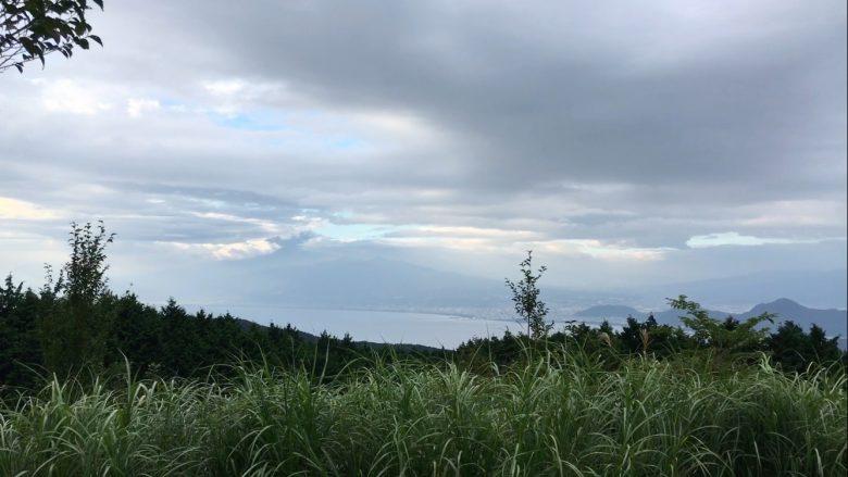 だるま山高原からの絶景