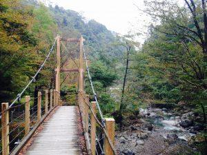大柳川渓谷キャンプ場