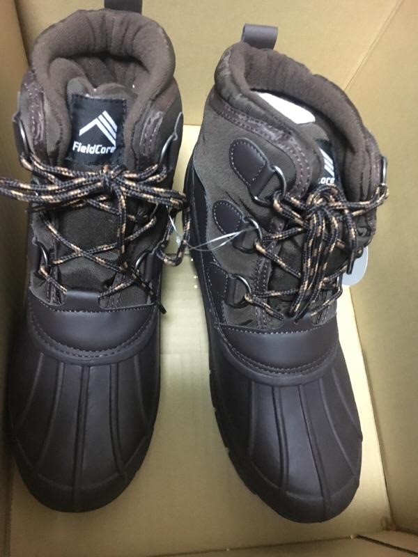 ワークマンの防水・防寒ブーツ