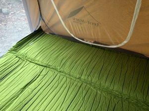 サーカスtcに置いた蚊帳の中