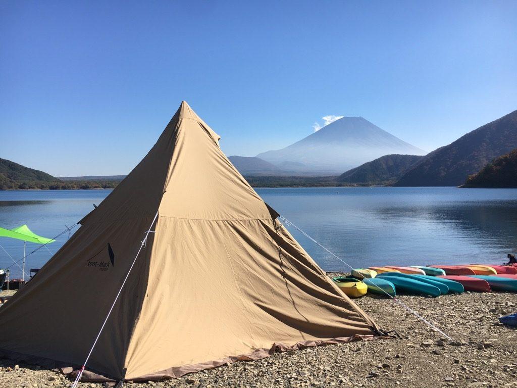 キャンプ場②