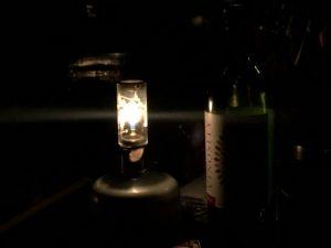 ノクターンの灯り
