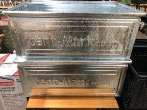 テンマクデザインのスチールボックス