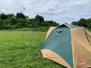 稲庭キャンプ場①