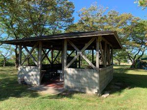 南の池公園の炊事場
