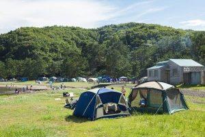 椿山キャンプ場②