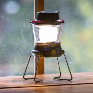 ライトハウス400の点灯
