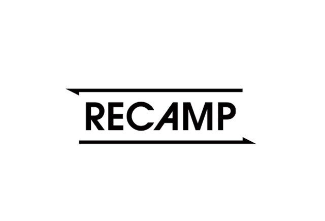RECAMPのロゴ