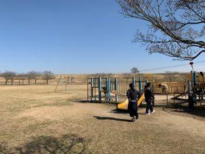 野田市スポーツ公園の遊具