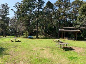 大房岬キャンプ場の写真