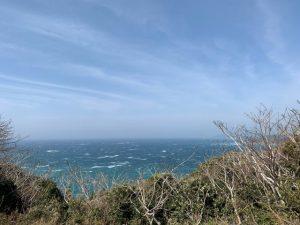 大房岬の景色