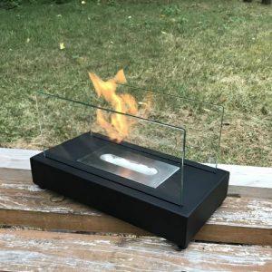 バイオエタノール暖炉②